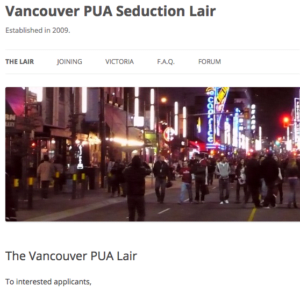 The Vancouver Lair: What Happened?