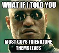 how to get out of the friend zone for girls