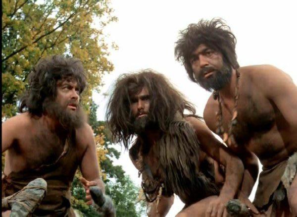 Anxiety of Cavemen
